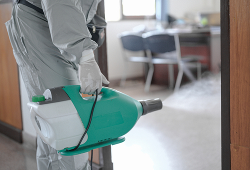 Reliable Disinfection services in Singapore