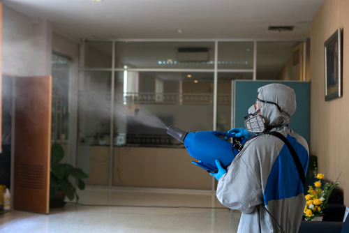 Commercial Disinfecting and Hygiene Services